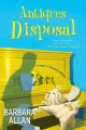 Go to record Antique disposal : a trash 'n' treasures mystery