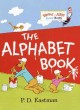 Go to record The alphabet book