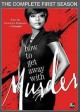 Go to record How to get away with murder. Complete first season [videor...
