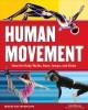 Go to record Human movement : how the body walks, runs, jumps, and kicks