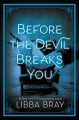 Go to record Before the devil breaks you : a Diviners novel