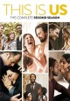 Go to record This is us. The complete second season [videorecording]