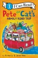 Go to record Pete the Cat's family road trip