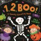 Go to record 1, 2, boo! : a spooky counting book