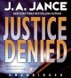 Go to record Justice denied [sound recording]