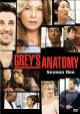 Go to record Grey's anatomy. Season one [videorecording]